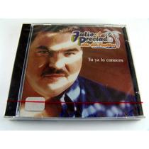 Julio Preciado Y Su Banda Tu Ya Lo Conoces Cd Nuevo 1a Ed 98