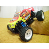 Pick-up 4x4 Monster Truck Rádio Controle Water Prof