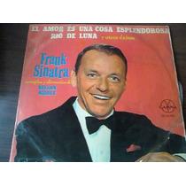 Disco Acetato De Frank Sinatra El Amor Es Una Cosa Esplendor