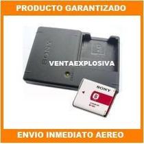Cargador Original Bc-csgb Camara Digital Sony Dsc-n1 N2 T100