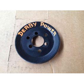 Polea Bomba Direccion Licuadora Vw Derby 1.8l 037145255 Orig