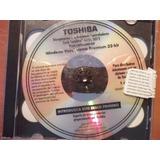 Discos Restauración Toshiba Satellite A75 / A210/a215 Y Mas