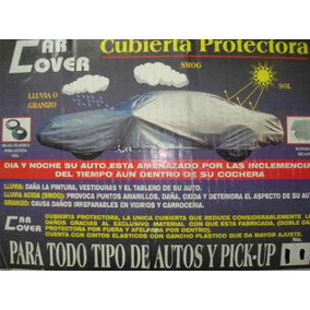 Funda Protectora Car Cover P/ Pointer, Ibiza, Gol, Fit, Ka.