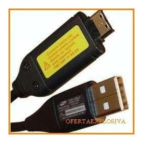 Cable Usb Original Samsung Para Camara Digital Pl100 Pl101