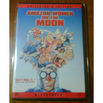 Amazon Women On The Moon (dvd, 2003) Importado U.s.a.