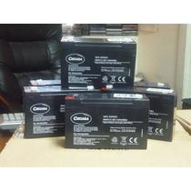 Bateria 6v A 12ah, Para Ups, Alarmas O Carritos Electricos