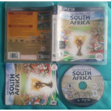 2010 Fifa World Cup South Africa / Playstation 3 Ps3