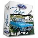 Manual De Taller Completo Ford Falcon 1962-1991 Todos