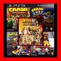 Crash Coleccion Mas Metal Slug X Ps3 Oferta 5 Juegos