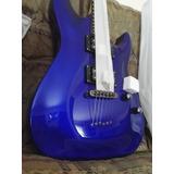 Guitarra Schecter Sgr C-1 Nueva Azul