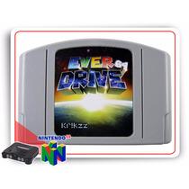 N64 Flash Cart Everdrive 64 V2.5 + Sdhc 8gb Nintendo 64