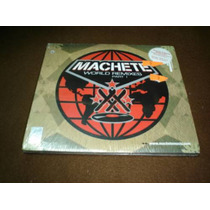 Tres Coronas,don Omar,wisin Y Yandel,-cd-machete Remixes Bbf