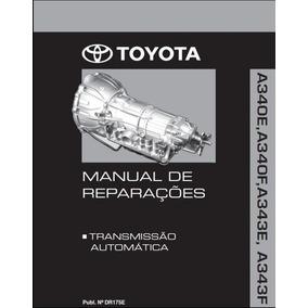 Manual De Reparações Da Transmissão Automática Da Hilux
