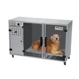 Maquina De Secar Animais Inox Kyklon