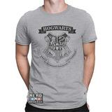 Camisetas Harry Potter Hogwarts Gryffindor Slytherin Houses