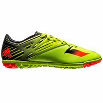 Zapatos Futbol Pasto Sintetico Messi 15.3 Turf Adidas S74696
