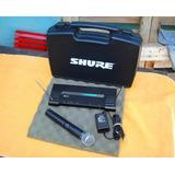 Microfono Inalambrico Shure Sm 58 ( Made In Usa ) Miralo !!