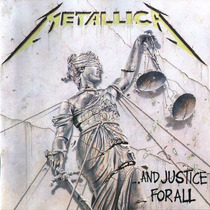 Metallica - ...and Justice For All - Importado