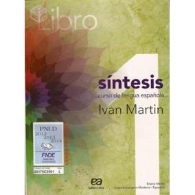 Libro Síntesis Com Cd Vol 1 - Ivan Martin (livro Novo)