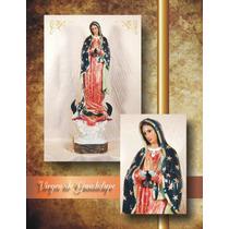 Articulo Religioso E Imagenes Virgen De Guadalupe En Resina