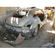 Spoiler Aleta Trasera Chrysler Crossfire 2004-2006 Partes