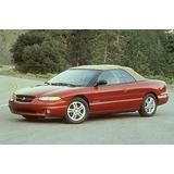 Capota Convertible Chrysler Sebring 96 97 98 99 2000