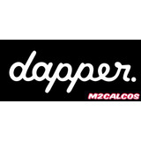 Calco Sticker Dapper Auto Parabrisa Jdm