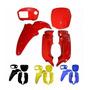 Kit De Carenagem Honda Pop 100 Sem Adesivo Até 2012