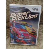 Nintendo Wii Video Juego Super Pickups