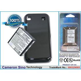 Bateria Pila Extendida Galaxy S Gt- I9000 I9008 I9001 Bbf