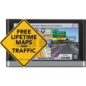 Gps Garmin Nuvi 2597lmt Bluetooth Mapas De Por Vida