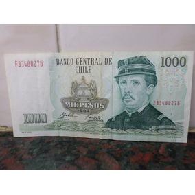 Billete Chile 1000 Pesos 1994