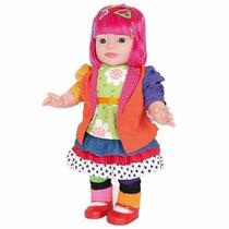 Bonecas Chiquititas Laura Oficial Sbt - Cotiplás