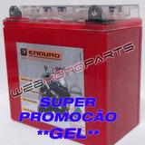 Bateria Gel Moto Suzuki En Yes 125 Intruder125