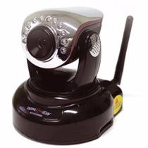 Camera Ip 1/4 Cmos - C/ 10 Infra- Giratoria V