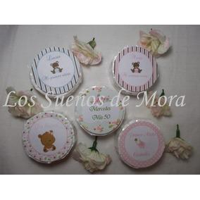 Jabones Personalizados Souvenir Nacimiento-baby Shower X10 U
