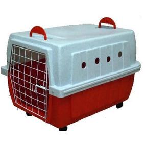 Caixa Transporte Caes E Gatos N. 3 Clicknew - Até 15 Kg