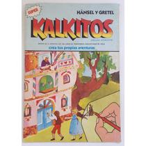 Kalkitos Hansel Y Gretel Tamaño Grande
