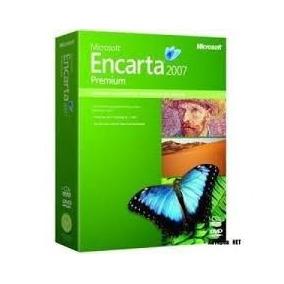 enciclopedia encarta 2007