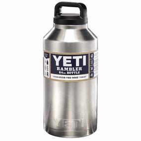 Yeti Rambler 64oz - 1,892ml Thermo Botella Frio Calor