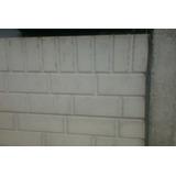Cercos, Muros De Hormigon Premoldeados