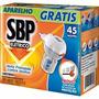Repelente Eletrico Sbp Liq 45 Noites (( Aparelho + Refil ))
