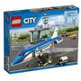 Juguete Lego City Airport Aeropuerto De Pasajeros Kit Edif