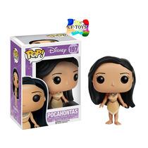 Pocahontas Funko Pop Pelicula Disney Princesas Pocahontas Cf