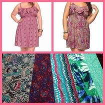 Vestidos Y Batas Para Damas Y Señoras, Gorditas A La Moda