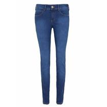 Colcci Calça Jeans Reta Colcci Azul