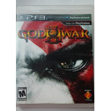 Ps3 God Of War 3 $280 Pesos Seminuevo - Vendo / Cambio