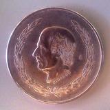 Moneda 5 Pesos Hidalgo Ley.720 Año 1953