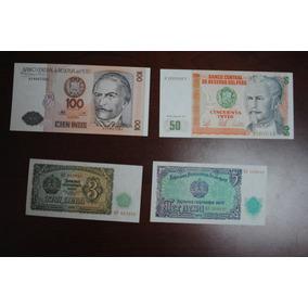 Billetes Antigüos De Bulgaria De 1951