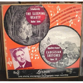 The Sleeping Beauty / Caucasian Sketches Lp Roger Desormiere